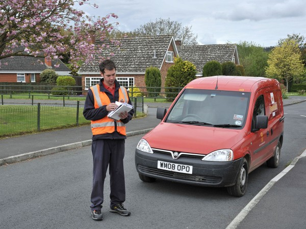 Delivery By Postman